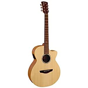 faith guitars fkv venus naked series spruce mahogany acoustic electric guitar. Black Bedroom Furniture Sets. Home Design Ideas