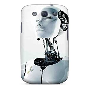 AnnetteL Fashion Protective Robot Case Cover For Galaxy S3