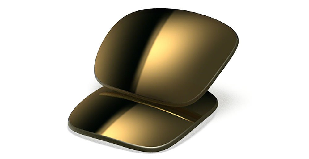 Oakley Holbrook Replacement Lenses 24K Iridium Polarized by Oakley