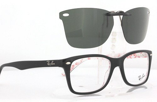 579a097c360156 ... reduced source ray ban clip on sunglasses one more soul 8cebf ab011