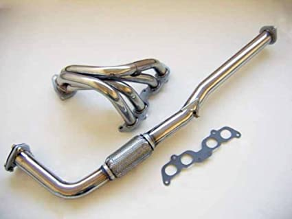 OBX Performance Exhaust Manifold Header 97-01 Toyota Camry 2 2L I-4 ALL