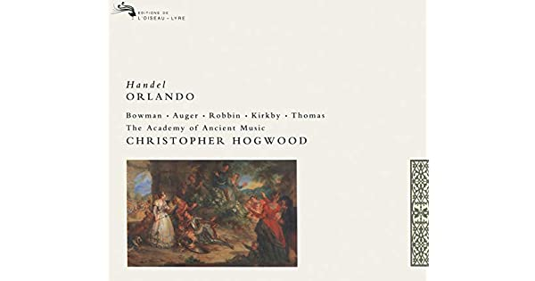 Amazon.com: Handel: Orlando: Arleen Augér & Emma Kirkby ...