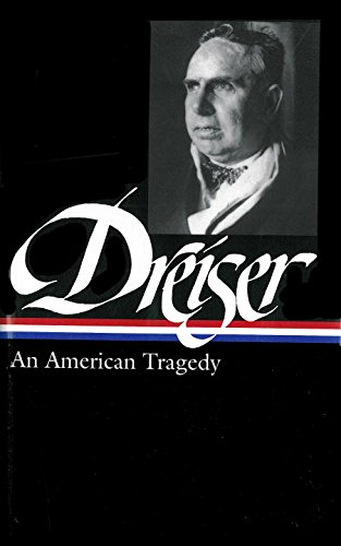book cover of An American Tragedy
