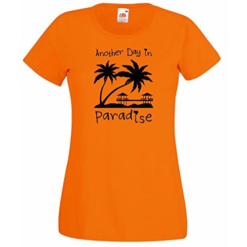 Femmes amp; Cadeau Girafes Palmiers Girafe Orange Silhouettes Citation T Love Avec Oiseaux Gratuit Modèle shirt Afrique I Décalque fwpX5