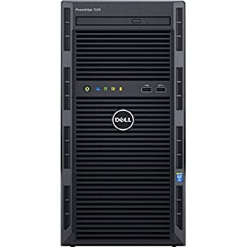 Dell PowerEdge T130 Quad Core Xeon E3 Server