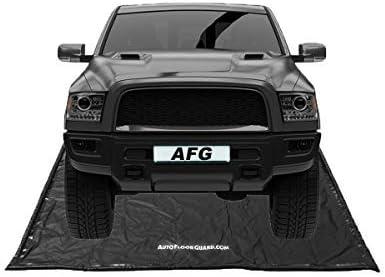 AutoFloorGuard Black 8'6