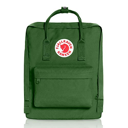 Fjallraven - Kanken Classic Backpack for Everyday, Leaf Green