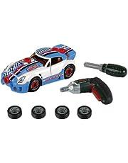 Theo Klein 8668 - Bosch Car-Service Car Tuning Set Con Ixolino