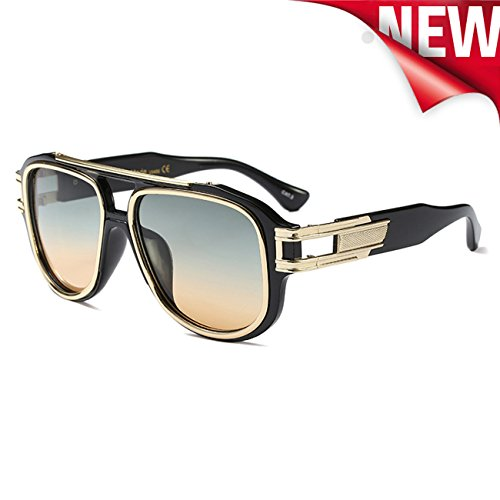 C3 Retro soleil Unisex Mode 97566 JULI UV400 Homee de Femme Lunettes Protection ZwapWqWT