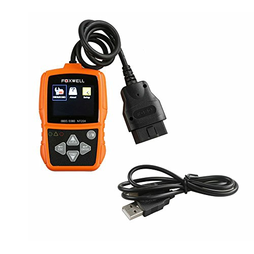 NT204 OBD2 CAN Diagnostic Tool Fault Code Reader DIY OBD2 EOBD Scanner by FOXWELL (Image #3)