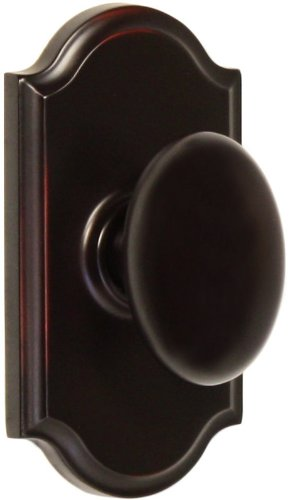 Weslock 01710J1J1SL20 Julienne Knob, Oil-Rubbed Bronze
