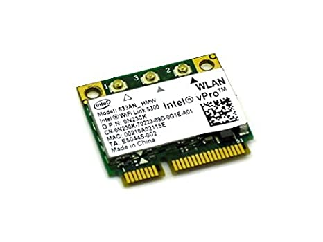 Amazon.com: n230 K – Tarjeta WiFi Intel WiFi Link 5300 Mini ...