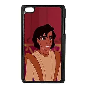 iPod Touch 4 Phone Case Black Aladdin in Nasira's Revenge Nasira AU7278659