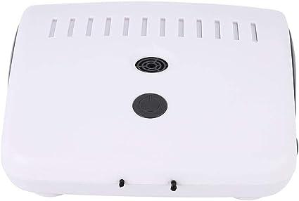 Lazmin Difusor de Aire portátil para automóvil, purificador de Aire aniónico Mini para automóvil Eliminador de ácaros ultrasónico Olor Difusor de Aire para eliminación de Humo de Segunda Mano: Amazon.es: Electrónica
