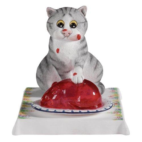 Comic&Curious Cats Jelly Belly Katzenfigur