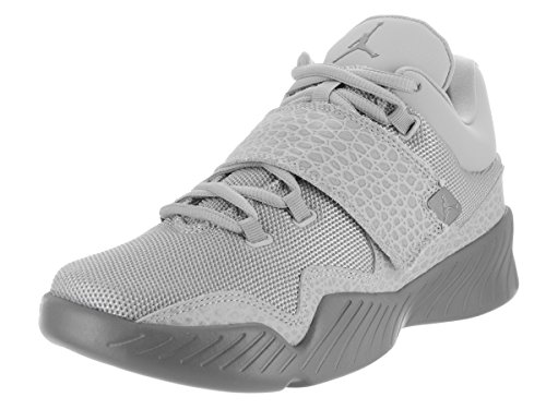 Nike Jordan Men's Jordan J23 Wolf Grey/Cool Grey Basketball Shoe 10.5 Men US by Jordan