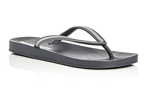 Gris pour Ipanema Anthracite Femme Tongs xTUUa1