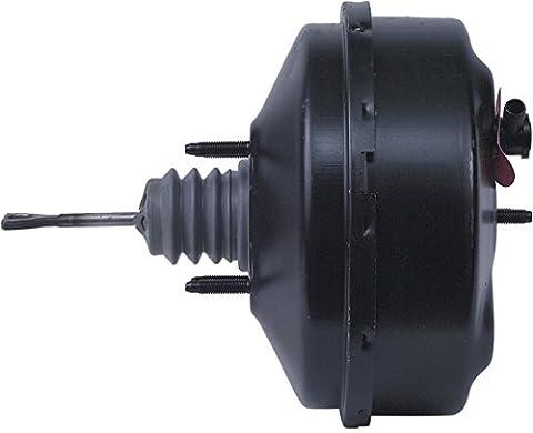 Cardone 54-74818 Remanufactured Power Brake Booster - Chrome Power Brake Booster