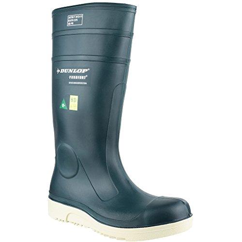 Purofort Comfort Grip Full Safety Blue Shoes E262673 Blue FED8Jv6D