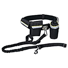 Trixie Hands Free Waist Belt For Jogging & Dog Exercise Leash by Trixie