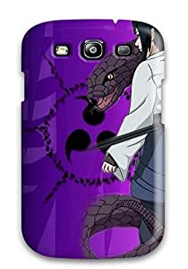 New Naruto And Sasuke Shippuden Tpu Case Cover, Anti-scratch IWCaErb6733dfvXE Phone Case For Galaxy S3