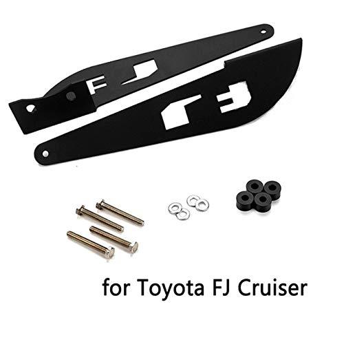- 52inch Light Bar Roof Rack Top Mount Bracket for Toyota FJ Cruiser 2007-2014