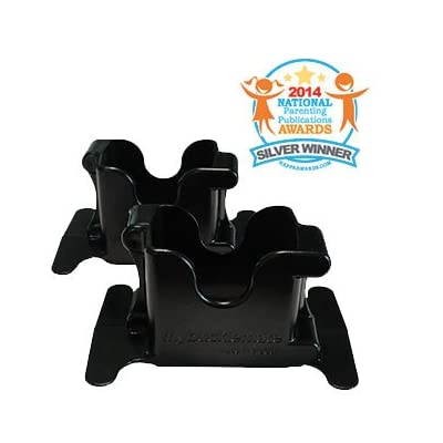 MyBuckleMate Black Pair: Baby