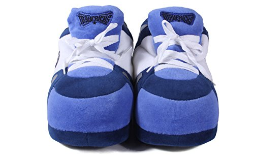 Feet Mens OFFICIALLY LICENSED NBA and and Feet Womens Happy Sneaker Mavericks Dallas Comfy Slippers E10WwCTqSS