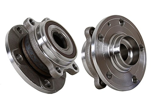 Bearing Tdi (Callahan C513253X2 [2] Pair FRONT Premium Grade [ 5 Lug ] Wheel Hub Bearing Assemblies [ 513253 ])