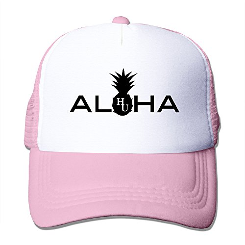 WZN Hawaii Unchained Aloha Hat With Pink ()