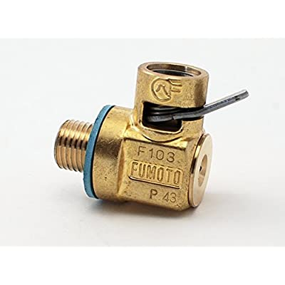 Fumoto Original F-103 with LC-10 Included F-Series Engine Oil Drain Valve, 1 Pack: Automotive