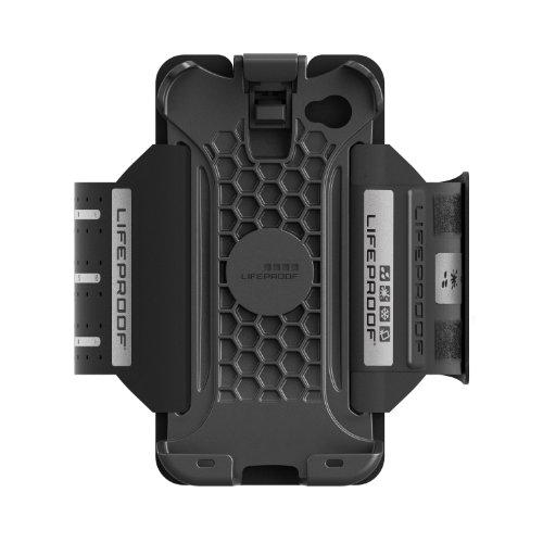 LifeProof Armband/Schwimmband Hülle für Apple iPhone 4/4S, schwarz