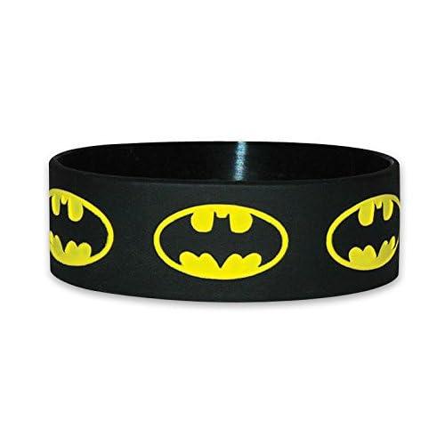 Bracelet en silicone Batman Logo