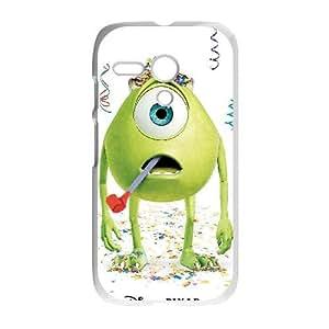 Monsters, Inc Motorola G Cell Phone Case White Smtch