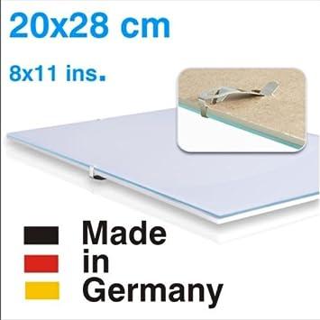 Amazoncom Pictureframe24 Frameless Frame Clip 8x10 Ins 20x28 Cm