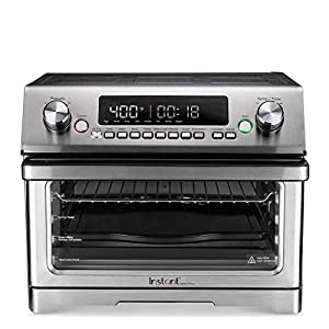 Instant Omni Plus Air Fryer Toaster Oven 11 in 1, 26L, Rotisserie, Reheat Pizza, XL 5