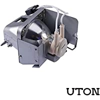 For SP.70201GC01 Replacement Projector Lamp for Optoma HD28DSE DH1012 X351 W351 EH341 Projector(Uton)