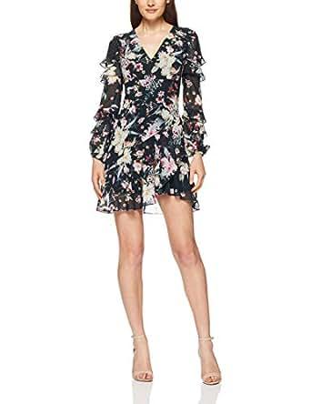 Cooper St Women's Titania Long Sleeve Mini Dress, Print, 10