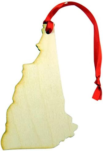 Westman Works State of Hawaii Big Island Wooden Christmas Ornament Boxed Gift