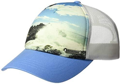 Columbia Women's Mesh Hat, White Cap, One Size