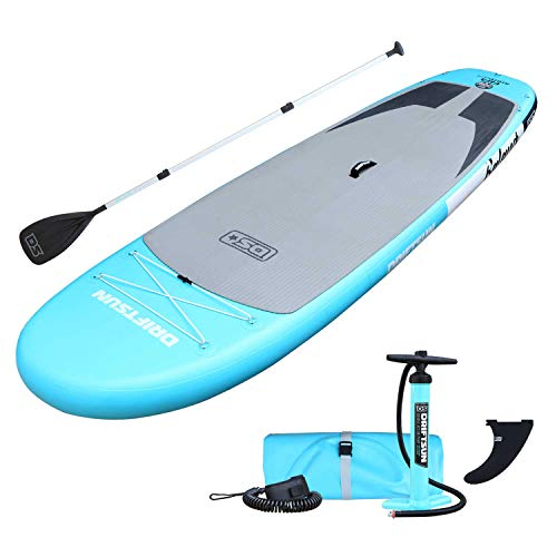 3. Best Paddle Board for Big Dogs - Driftsun Balance