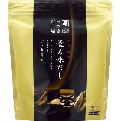 Hitohen this ŒÍŠ clause fragrant's a taste bonito kelp 1 box (13 bags pieces) Nihonbashi out field DASHI BAR [Parallel import] by Hitohen