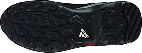 adidas Terrex GTX K, Zapatillas de Senderismo Unisex Niño, Negro (Negbas/Negbas/Grivis 000), 33.5 EU