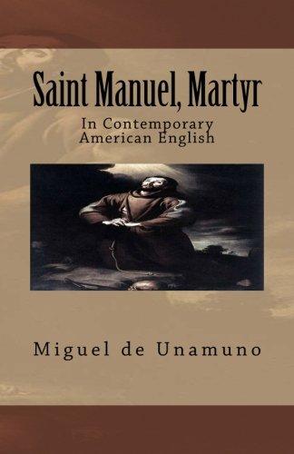 Book: Saint Manuel, Martyr by Marciano Guerrero