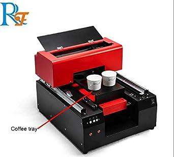 Nueva máquina de impresión digital A4 del café 3d para café ...