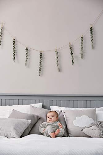 Nursery D/écor Nursery Bedding Cloud Boucle Childrens Bedroom Mamas /& Papas Nursery Cushion Novelty Cushion