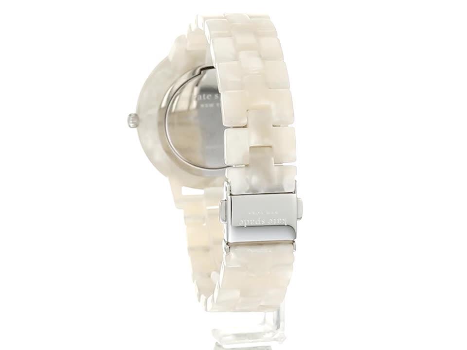 Kate Spade New York Women's Morningside Stainless Steel Quartz Bracelet Watch