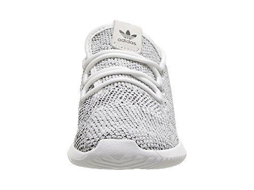 Adidas TUBULAR SHADOW I baby-girls fashion-sneakers BB8891_5 - WHITE/WHITE/CORE BLACK by adidas (Image #3)
