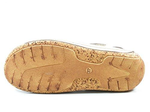 Chaussures Gemini 32006-02 Sandales Femmes Sandales Beige