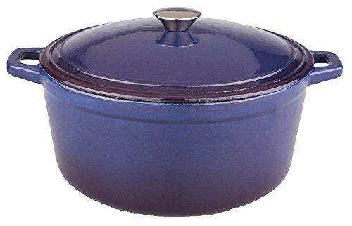 12 qt cast iron stock pot - 7